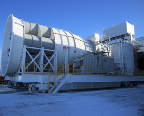 WestCaRD Winnipeg Facility